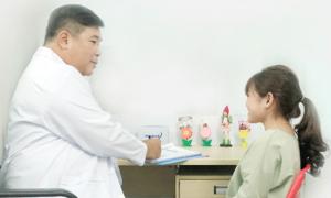 Tầm soát miễn phí trẻ chậm tăng trưởng chiều cao