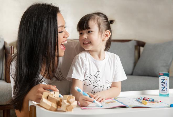 Trẻ cần nhu cầu dinh dưỡng khác nhau tùy theo từng độ tuổi.
