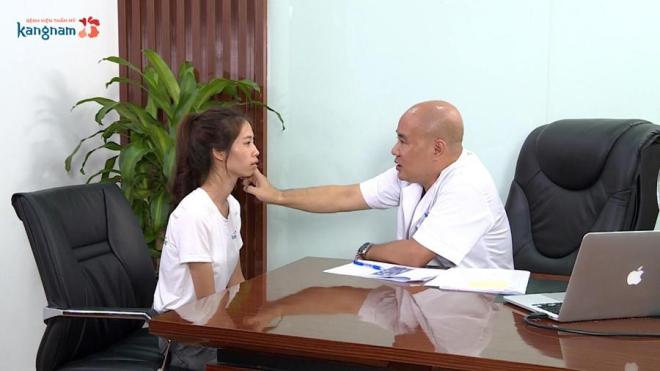 Bác sĩ Charlie Trần - Giám đốc chuyên môn Bệnh viện thẩm mỹ Kangnam.
