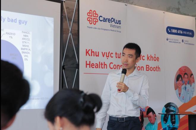 Bác sĩ Chong Lei.