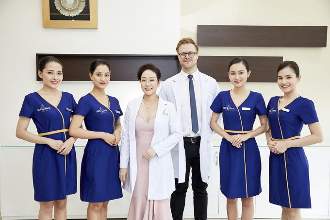 Ngọc Dung được bình chọn Doanh nghiệp có dịch vụ chăm sóc khách hàng tốt nhất - 1