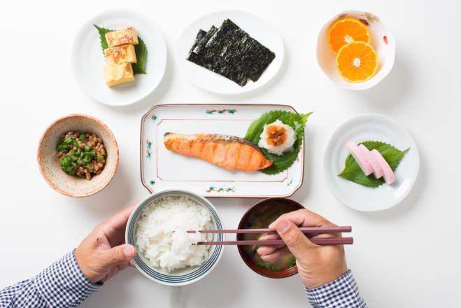 Người Nhật chuộng ăn những thực phẩm dinh dưỡng, tốt cho sức khỏe.