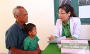 1.000 trẻ được kiểm tra sức khỏe, dinh dưỡng tại Hà Nội
