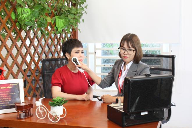 Nam Thư, Việt Hương bày cách trị mụn