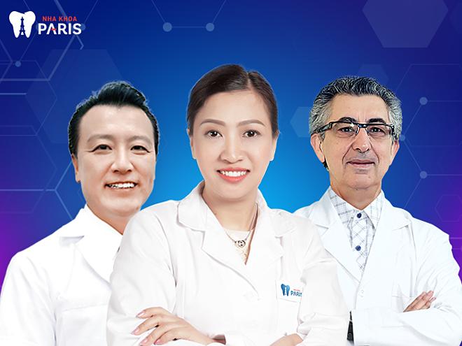 Đội ngũ cố vấn chuyên môn - chuyên gia nha khoa giàu kinh nghiệm sẽ tham gia tư vấn cho khách hàng tại sự kiện.
