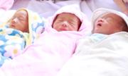 Sản phụ Vĩnh Long sinh ba con đều nặng trên 1,5 kg