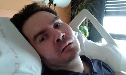 Vincent Lambert qua đời sau 11 năm sống thực vật trên giường bệnh. Ảnh: AFP.