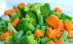 Sai lầm khi ăn rau nhiều người mắc