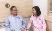 Hai bố con cùng chống chọi ung thư giai đoạn cuối