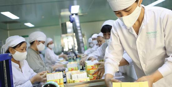 Thời gian qua, các doanh nghiệp sản xuất thuốc trong nước áp dụng kỹ thuật - công nghệ cao
