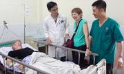 Người khách Australia bị nhồi máu cơ tim trên máy bay ở Tân Sơn Nhất