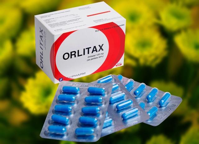 Orlitax là thuốc giảm cân do Công ty TNHH TM DP Anh Dũng phân phối.