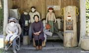 Ngôi làng chỉ toàn người già tại Nhật Bản
