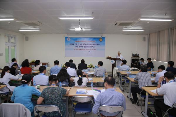 Giáo sư, tiến sĩ, bác sĩ Nguyễn Văn Khôi,Phó giám đốc Bệnh viện Chợ Rẫy kỳ vọng chương trình sẽ tiếp nối những thành công đã đạt được từ những mùa trước.