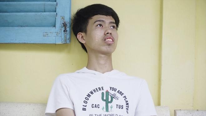 Mỗi lần nghe ai đó gọi mình là chuột chũi, Minh Văn lại thấy tủi thân.
