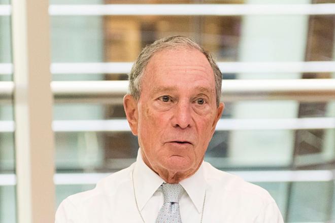 Tỷ phú Michael Michaelberg. Ảnh: Washington Post