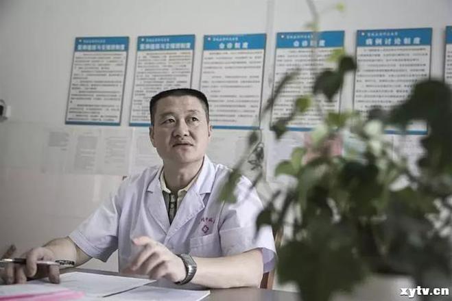 Y tá trưởng Liao XiangCheng. Ảnh: kknews.cc