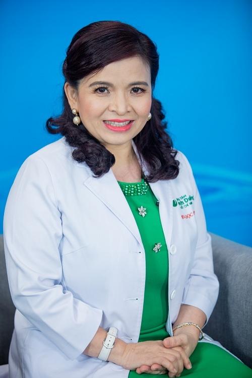 Bác sĩ Đỗ Thị Ngọc Diệp.