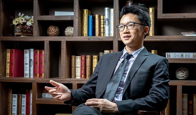 Tiến sĩ Adrian Low Eng-ken. Ảnh: SCMP
