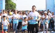 Hơn 1.000 người đi bộ vì bệnh nhân ung thư
