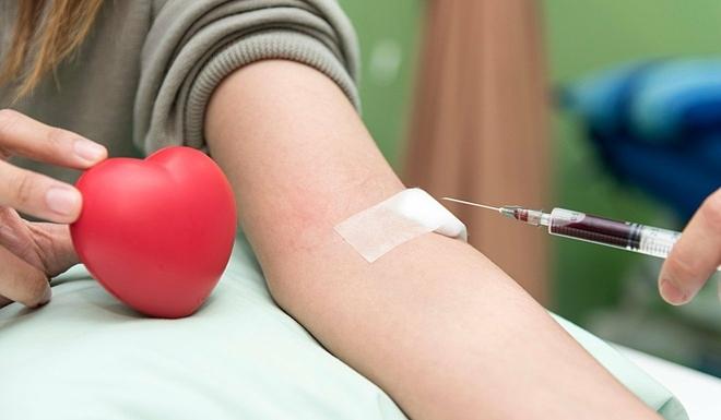 GastroClear cho phép bác sĩ chỉ cần lấy một lượng máu nhỏ để chẩn đoán bệnh. Ảnh: SCMP