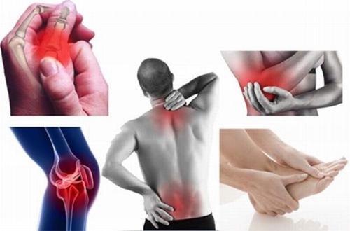Người bệnh xương khớp luôn bị hành hạ bởi các cơn đau dai dẳng.