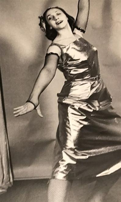 Georgia từng đi múa lưu diễn thời trẻ trên khắp cả nước Mỹ. Ảnh: Today
