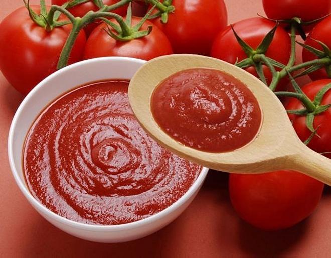 Nam giới nên ăn cà chua nấu chín, xay nhuyễn mỗi ngày. Ảnh: GBC