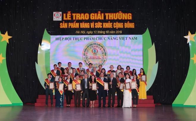 Mentinfo nhận giải thưởng vàng vì sức khỏe cộng đồng