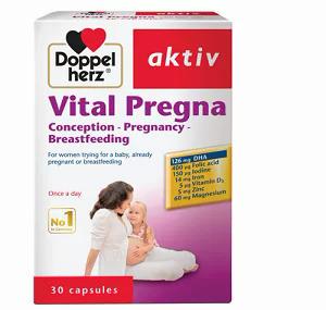 Cách bổ sung vitamin và khoáng chất cho bà bầu