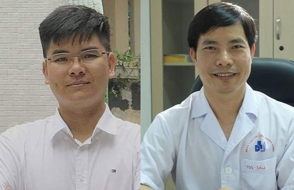 Nguyễn Văn Thường - Trưởng nhóm phân tích hữu cơ - Viện Sức khoẻ nghề nghiệp và Môi trường.