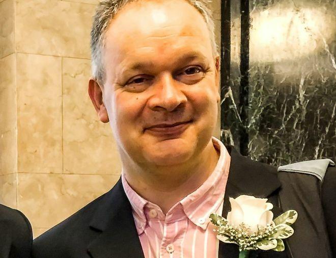 Andy Waters tin rằng ông đã có tới 110 đứa con, kể từ lần đầu tiên hiến tinh trùng khi còn là một sinh viên 19 tuổi. Ảnh: BBC