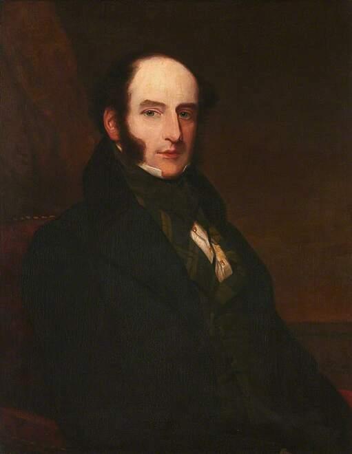 Chân dung Robert Liston (1794 - 1847), bác sĩ phẫu thuật người Scotland. Ảnh: Vintage News