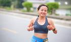 Cô gái cao 1,48 mét chinh phục hơn 60 giải chạy