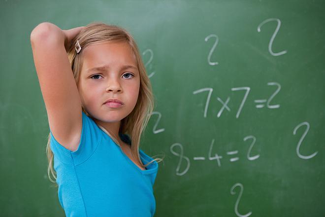Nữ giới được chứng minh có khả năng giải toán ngang nam giới. Ảnh: American Council on Science and Health