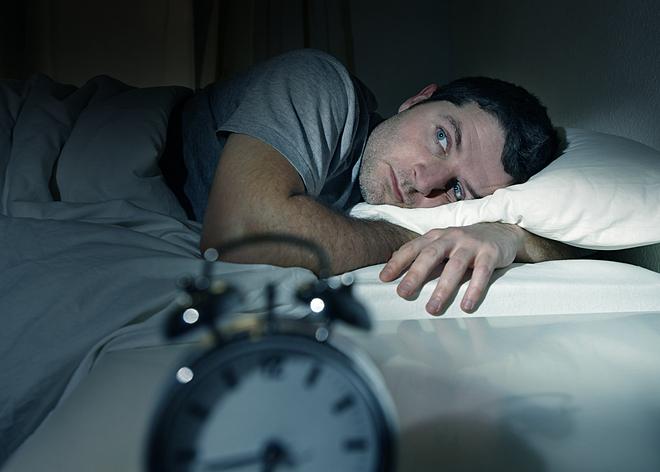 Chứng khó ngủ làm gia tăng 9% nguy cơ mắc bệnh tim mạch. Ảnh: Shutterstock