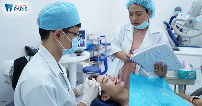 Các chuyên gia có kinh nghiệm sẽ trực tiếp tư vấn và điều trị cho khách hàng.