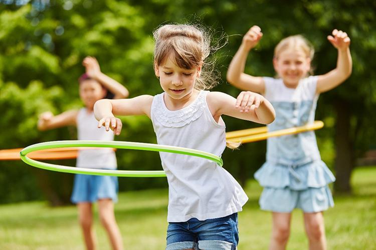 Dinh dưỡng và vận động hợp lý sẽ là yếu tố góp phần thúc đảy chiều cao của trẻ
