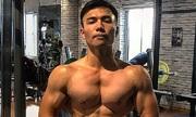 Thân hình 6 múi sau 90 ngày tập lên cơ