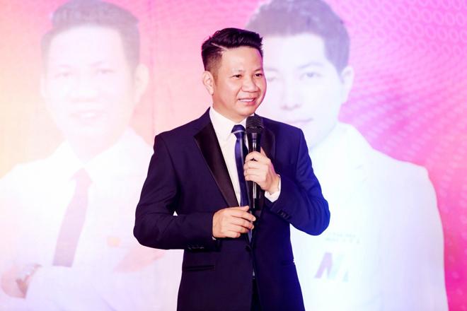Bác sĩ Võ Thành Trung - Tổng giám đốc Viện thẩm mỹ La Ratio.