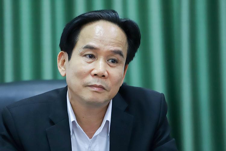 Ông Nguyễn Út - Phó Giám đốc Sở Y tế Đà Nẵng thông tin về vụ việc. Ảnh: Nguyễn Đông.