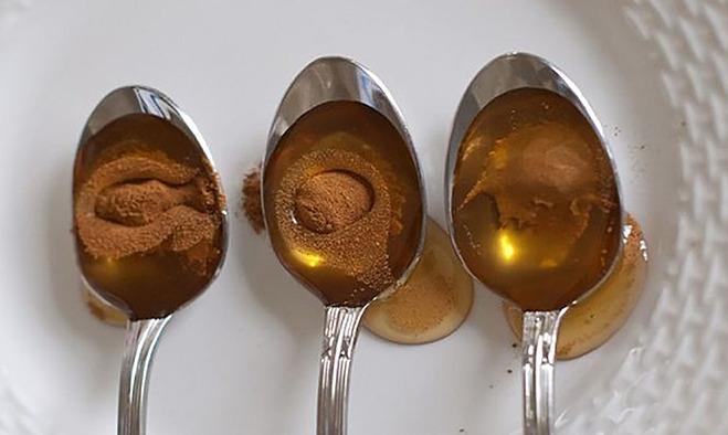 Hỗn hợp mật ong cùng bột quế được đánh giá là an toàn và tốt cho sức khỏe. Ảnh: Healing Lifeis Natural
