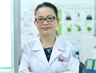 Bác sĩ Hoàng Thị Tín chia sẻ các mẹ cách giúp con ăn ngon miệng hơn, hệ miễn dịch khỏe.
