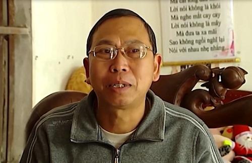 Anh Trần Xuân Chín có 4 năm đối mặt với ung thư phổi di căn.