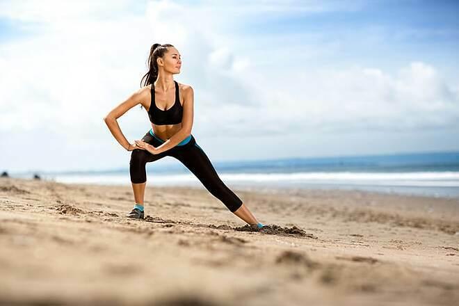 Người trưởng thành nên tập thể dục ít nhất 150 phút mỗi tuần. Ảnh: Genesis