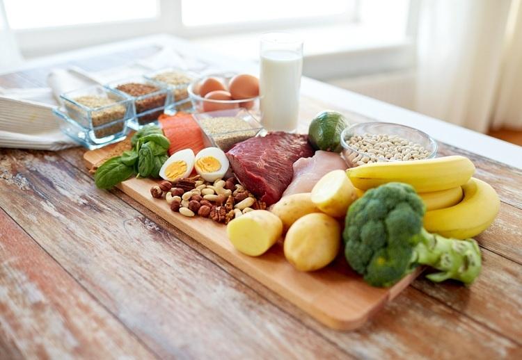 Bữa ăn của trẻ cần đa dạng thực phẩm, đủ nhóm chất. Ảnh: bnersnutrition.