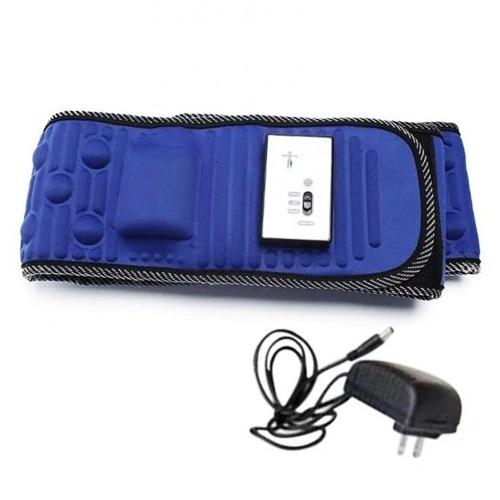 Đai Massage Bụng Vibro X5 rất dễ sử dụng, bộ điều khiển được tích hợp sẳn trên trên máy, chỉ cần nhấn nút khởi động là đai sẽ tạo ra những các rung động.