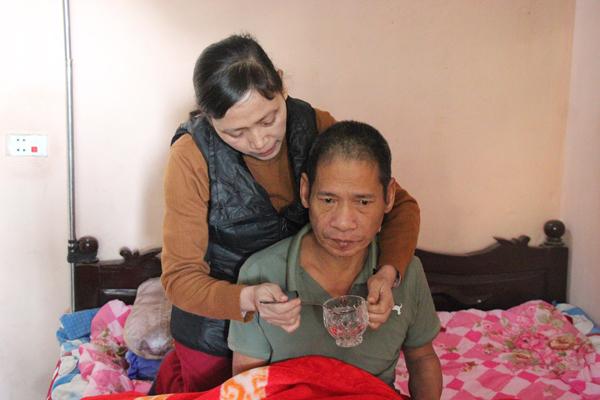 Chị Nguyễn Thị Xuân Hồng