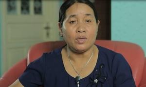 Bệnh nhân đối mặt với ung thư bằng tinh thần lạc quan
