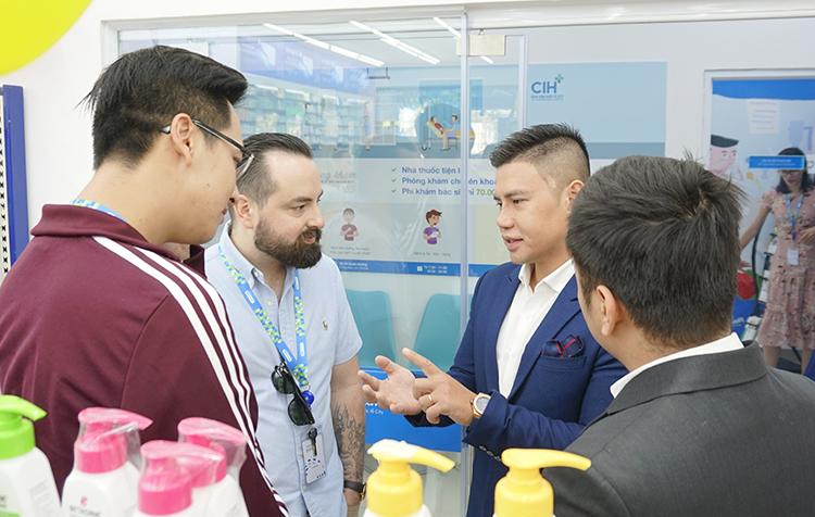 Bệnh viện Quốc tế City hợp tác Tập đoàn Dược phẩm Pharmacity